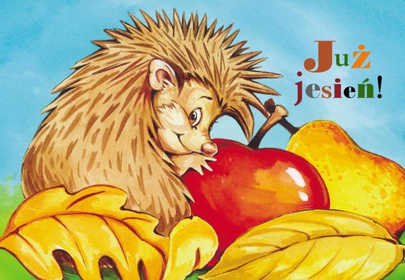 Znalezione obrazy dla zapytania jesień rysunki